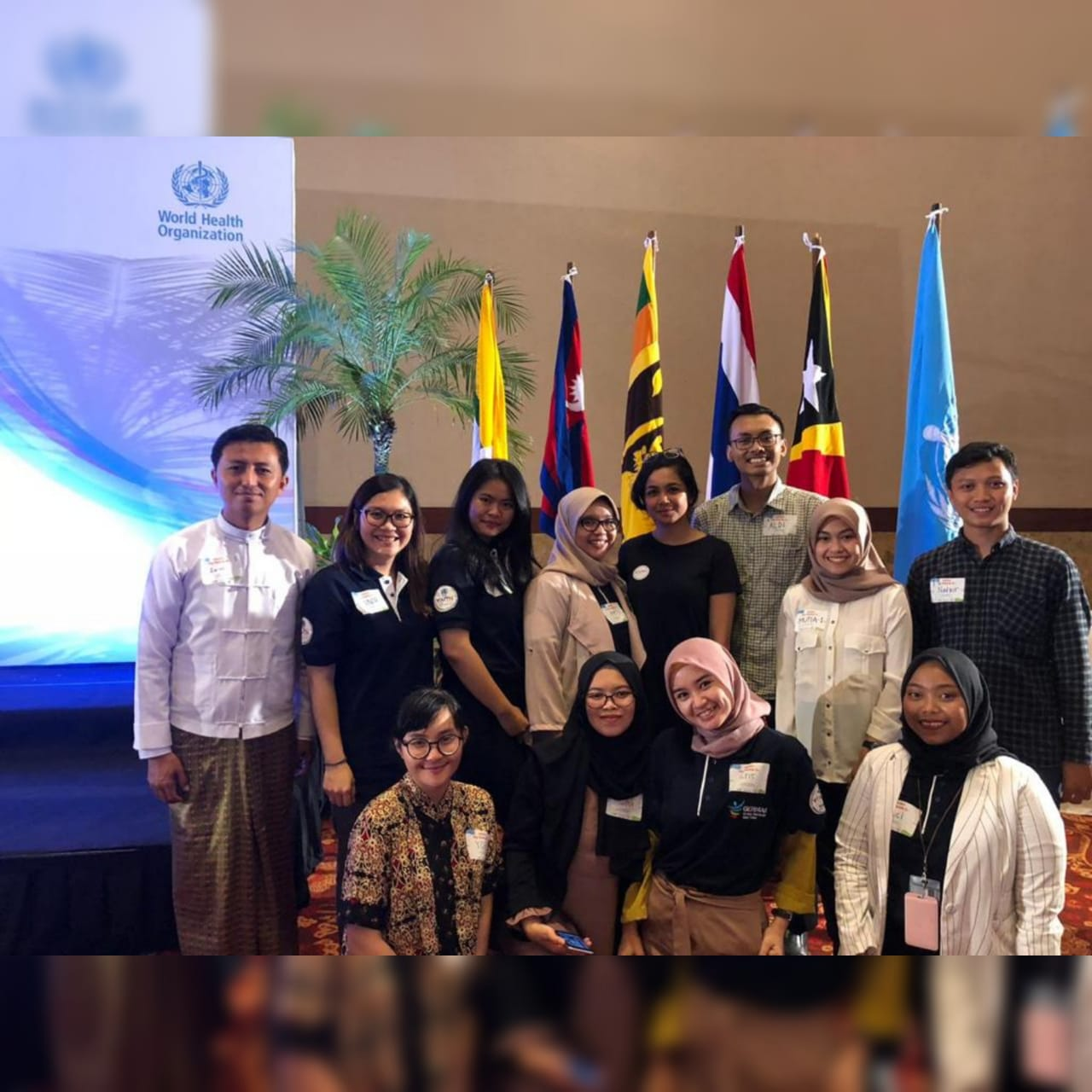 South-East Asia Regional (SEAR) Youth Town Hall 2019